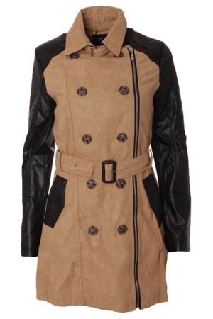 Dámský kabát trenčkot d019253c77