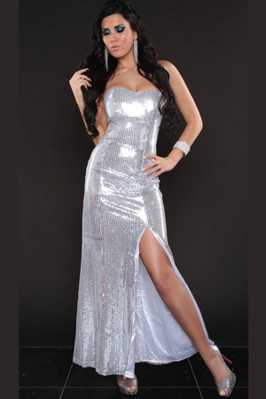 Plesové šaty dlouhé d4f6fac406